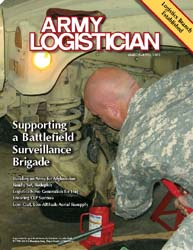 Army Logistician; March-April 2008 Volume 40, Issue 2 by Paulus, Robert D.