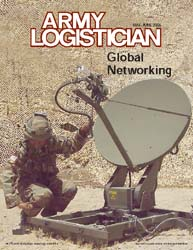 Army Logistician; May-June 2005 Volume 37, Issue 3 by Paulus, Robert D.