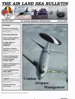 Air Land Sea Bulletin : January 2006 Volume Issue 1 by Waggener, Bea