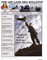 Air Land Sea Bulletin : May 2006 Volume Issue 2 by Waggener, Bea