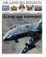 Air Land Sea Bulletin : January 2010 Volume Issue 2 by Waggener, Bea