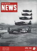 Naval Aviation News : April 1949 Volume April 1949 by U. S. Navy