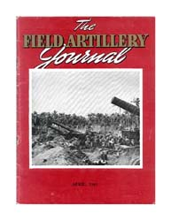 The Field Artillery Journal : April 1945 Volume April 1945 by Coleman, John E.