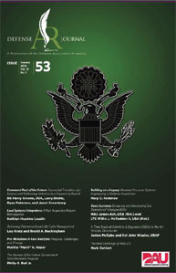 Defense Acquisition Review Journal : Jan... Volume Jan-10 by Fagan-Blanch, Norene L.