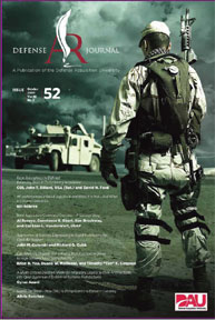 Defense Acquisition Review Journal : Oct... Volume Oct-09 by Fagan-Blanch, Norene L.