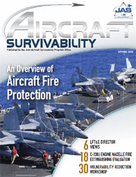 Aircraft Survivability Journal : Fall 20... Volume Fall 2005 by Lindell, Dennis