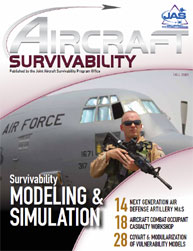 Aircraft Survivability Journal : Summer ... Volume Summer 2004 by Lindell, Dennis