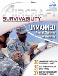 Aircraft Survivability Journal : Spring ... Volume Spring 2008 by Lindell, Dennis