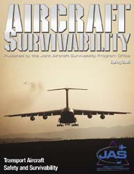 Aircraft Survivability Journal : Fall 20... Volume Fall 2008 by Lindell, Dennis