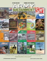 Army Sustainment; September-October 2009 Volume 41, Issue 5 by Paulus, Robert D.