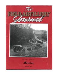 The Field Artillery Journal : August 194... Volume August 1942 by Coleman, John E.