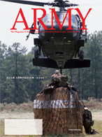Army Magazine : January 2001 Volume 51, Issue 1 by French, Mary Blake