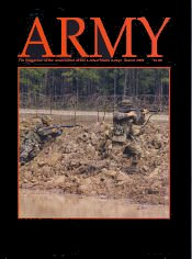 Army Magazine : March 2001 Volume 51, Issue 3 by French, Mary Blake
