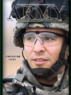 Army Magazine : April 2006 Volume 56, Issue 4 by French, Mary Blake