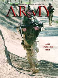 Army Magazine : June 2005 Volume 55, Issue 6 by French, Mary Blake