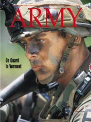 Army Magazine : August 2002 Volume 52, Issue 8 by French, Mary Blake