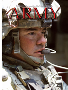 Army Magazine : August 2009 Volume 59, Issue 8 by French, Mary Blake