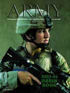 Army Magazine : October 2005 Volume 55, Issue 10 by French, Mary Blake