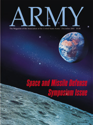 Army Magazine : December 2002 Volume 52, Issue 12 by French, Mary Blake