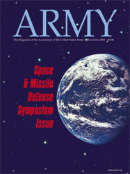 Army Magazine : December 2003 Volume 53, Issue 12 by French, Mary Blake