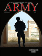 Army Magazine : December 2007 Volume 57, Issue 12 by French, Mary Blake