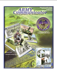 Army Communicator; Fall 2004 Volume 29, Issue 4 by Edmond, Larry