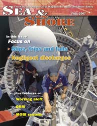 Sea and Shore : Volume 9, Issue 3 ; Fall... by Nelson, Derek