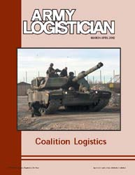 Army Logistician; March-April 2002 Volume 34, Issue 2 by Heretick, Janice W.