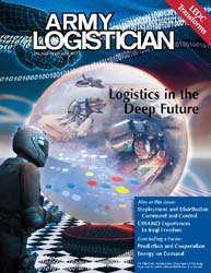 Army Logistician; January-February 2007 Volume 39, Issue 1 by Paulus, Robert D.