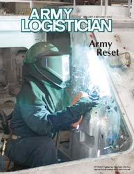 Army Logistician; January-February 2006 Volume 38, Issue 1 by Paulus, Robert D.