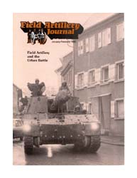 The Field Artillery Journal : January-Fe... Volume January-February 1982 by Rains, Roger A.