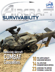 Aircraft Survivability Journal : Spring ... Volume Spring 2009 by Lindell, Dennis