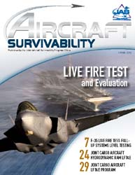 Aircraft Survivability Journal : Spring ... Volume Spring 2010 by Lindell, Dennis