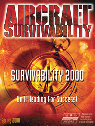 Aircraft Survivability Journal : Spring ... Volume Spring 2000 by Lindell, Dennis