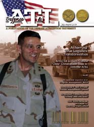 Defense at & L Magazine : July-August 20... Volume July-August 2004 by Greig, Judith M.