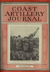 Coast Artillery Journal; July-August 193... Volume 78, Issue 4 by Bennett, E. E.