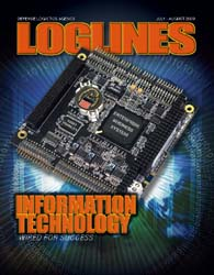 Loglines : July-August 2009 Volume July-August 2009 by Rhem, Kathleen T.