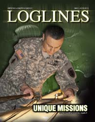 Loglines : May-June 2011 Volume May-June 2011 by Rhem, Kathleen T.