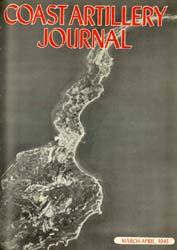 Coast Artillery Journal; March-April 194... Volume 88, Issue 2 by Bradshaw Jr., Aaron