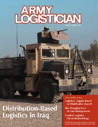 Army Logistician; March-April 2007 Volume 39, Issue 2 by Paulus, Robert D.