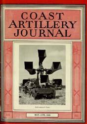 Coast Artillery Journal; May-June 1936 Volume 79, Issue 3 by Bennett, E. E.