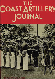 Coast Artillery Journal; May-June 1937 Volume 80, Issue 3 by Bennett, E. E.