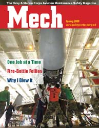 Mech Magazine : Spring 2008 Volume Spring 2008 by Robb, David