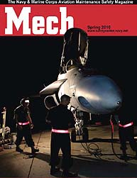 Mech Magazine : Spring 2010 Volume Spring 2010 by Robb, David