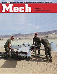 Mech Magazine : Spring 2011 Volume Spring 2011 by Robb, David