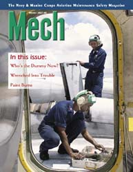 Mech Magazine : Winter 2007 Volume Winter 2007 by Robb, David