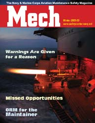 Mech Magazine : Winter 2008 Volume Winter 2008 by Robb, David