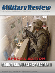 Miltary Review : Counterinsurgency Reade... Volume Counterinsurgency Reader II Special Edition; 2008 by Smith, John J.