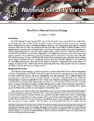 Land Warfare Paper : National Security W... Volume National Security Watch 10-1 by Schaffer, Douglas J.