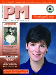 Program Manager Magazine : January-Febru... Volume January-February 2003 by Johnson, Collie
